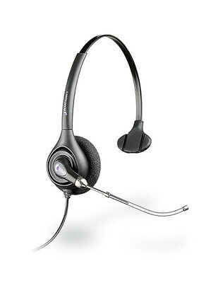 Plantronics H251 SupraPlus Voicetube Headset with free Bottom Cable