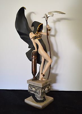 Mistress Of Death- Brom - Porcelain Statue - 1607/9000 - Perfect