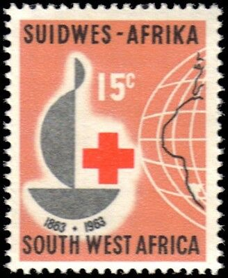 South West Africa #295-296 set MLH