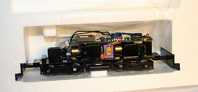 HO Scale Walthers Proto Switcher SW8/900 Chassis Only NOS w/ DCC & Sound