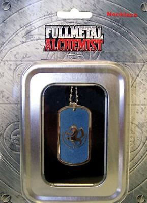 Fullmetal Alchemist State Army's Alchemy Necklace