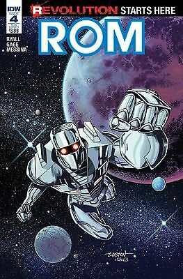 Rom #4 Subscription Variant C