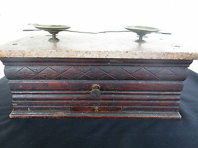 Antique Apothecary Pharmacist Balance Scale