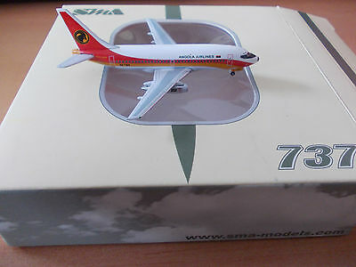 SMA 1:400 TAAG Angola Airlines Boeing 737-200