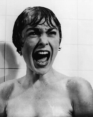 1960 Movie, Film PSYCHO Janet Leigh Glossy 8x10 Photo Poster Print