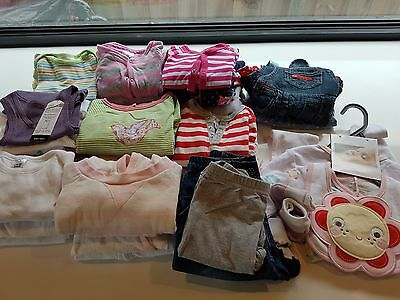 Girls baby clothes Size 00 (over 35 items)