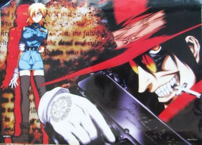 Hellsing Shadows Clear Poster
