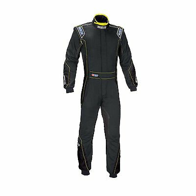 Sparco Eagle RS-8 HOCOTEX FIA Approved Race / Rally Suit Black - Size 56
