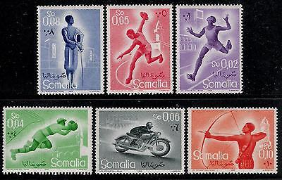 REPUBLIC OF SOMALIA Old Mint Stamps - Sport