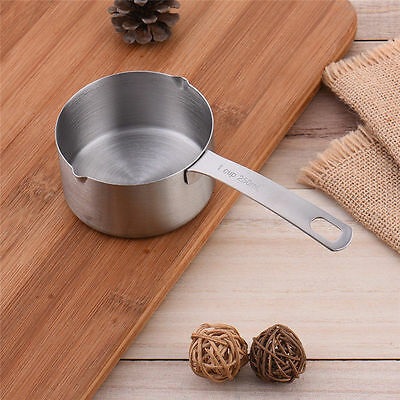 250 ML Stainless Steel Measuring Cup With Handle Cooking Bakery kitchen Tool