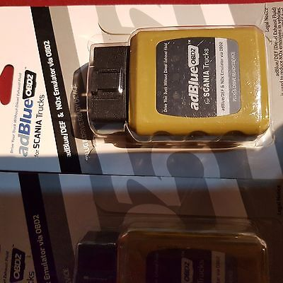 adblue device for scania volvo daf  6 types