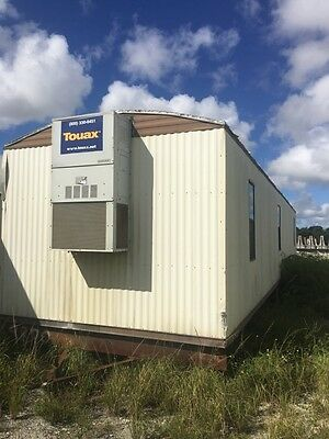 """12'x56' mobile office trailer """"as is"""" #09870"""