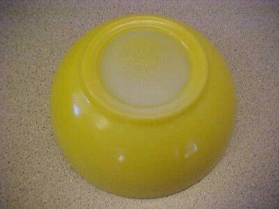 Vintage Fire King Soup/cereal Bowl-Yellow Color