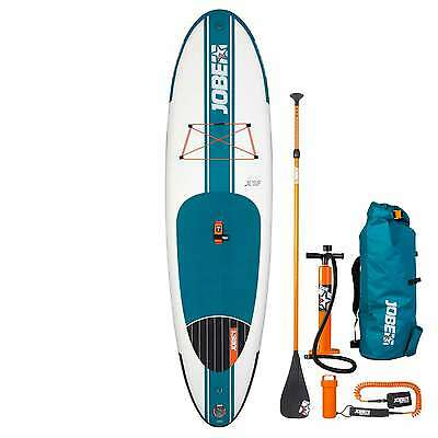 Jobe Aero SUP Paddle Board 10.6 Package BRAND NEW With FREE 12v Bravo Pump