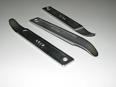 3 Pc. New Skin Wedge Spoons-Aircraft,Aviation Tools