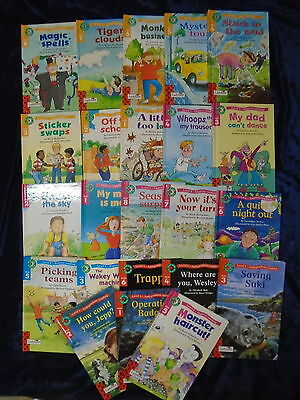 * 22 FUN EDUCATIONAL BOOKS by LADYBIRD * UK FREE  POST* HARDBACKS*
