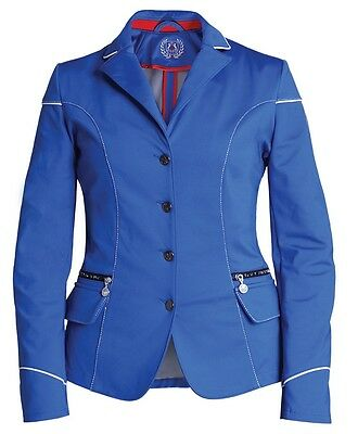 Special Offer! Fair Play Viki Ladies Softshell Competition Jacket In Cobalt Blue