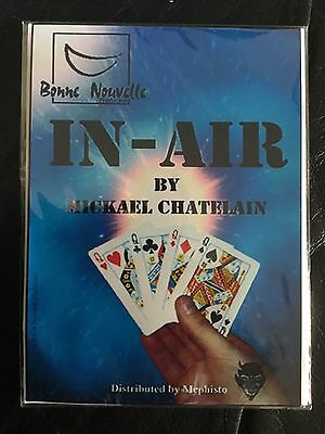 In-Air By Mickael Chatelain - Pro Street Magic Trick