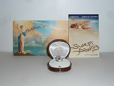 Madonna Swept Away Film Movie Prop Ring 1 Of Only 2 Made Mega Rare!!!!
