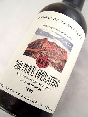 1990 PENFOLDS Tom Price Operations Tawny Port B Isle of Wine