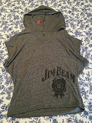 Jim Beam Poncho Style Shirt (One Size) Fits Most. Women's