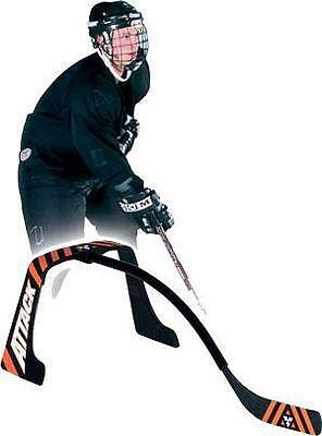 Hockey Attack Triangle Training Aid Stick Handling Stickhandling Offensive Ice