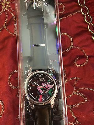 SESAME STREET THE COUNT WATCH Count Von Count Muppets NEW In Box Limited Edition