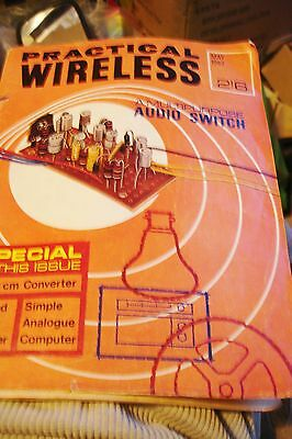 PRACTICAL WIRELESS MAY  1967  No723  Vol'43