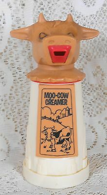 Vintage MOO-COW CREAMER - by Whirley Industries