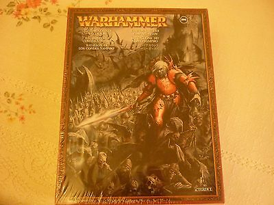 Warhammer Vampire Counts Battalion Fantasy Battles OOP Shrink Wrapped RARE NEW