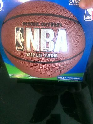 Wizards Otto Porter Autographed Spalding Basketball