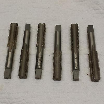 Greenfield 6 Taps Cutting Tools 14358 5303 9/16-18