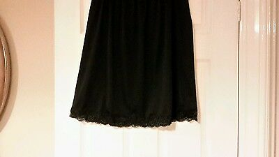 Marks And Spencer Slip New Without Tags Size 20 Lace Trim