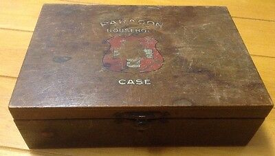 Vintage Collectable Paragon First Aid Box