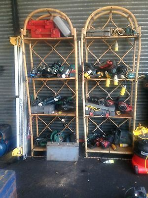 1000 Approx Drills Ect  Builders Tools