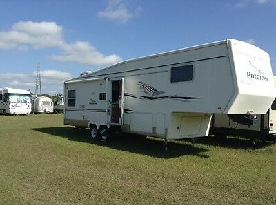 Camper trailer Fifth wheel, Potomac, 5231RLS