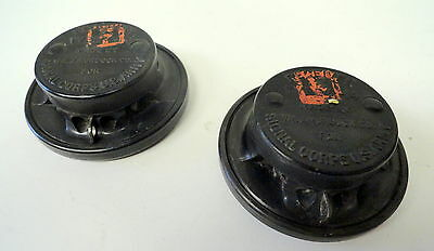 Army Signal Corps Type R-14 Ear Phone Receivers  1942