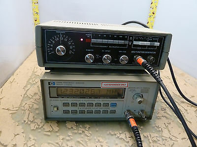 HP 5384A frequency counter 10Hz-225MHz (12-F.1)