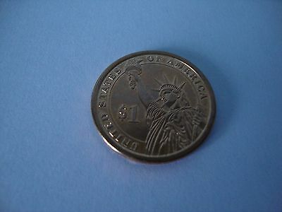 Brilliant Uncirculated  $1 USA Coin Statue Of Liberty / Andrew Jackson.
