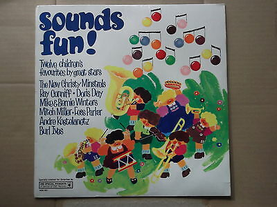 SOUNDS FUN LP (CBS special products WSR 857) SMARTIES