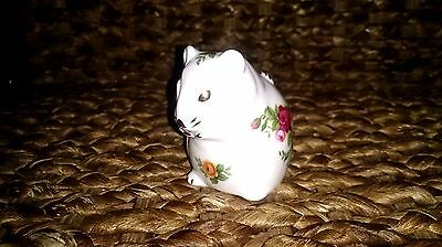 Beautiful Royal Albert Old Country Roses Mouse