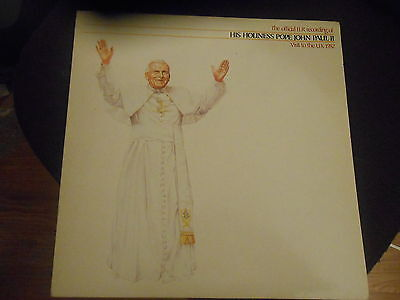 Official ILR Recording of His Holiness Pope John Paul II Visit To The UK 1982