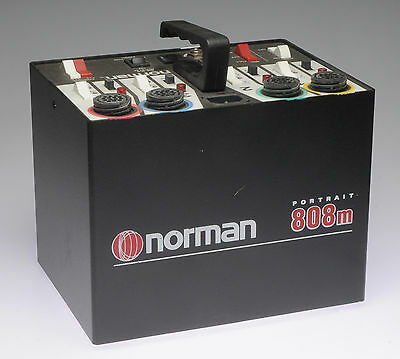 Norman Portrait 808m Power Pack
