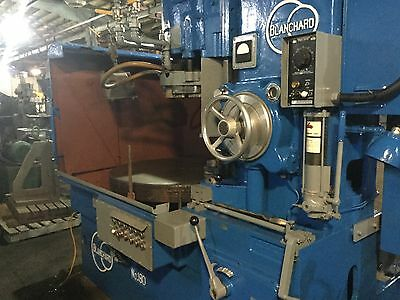 Blanchard 18D-42 Rotary Surface Grinder