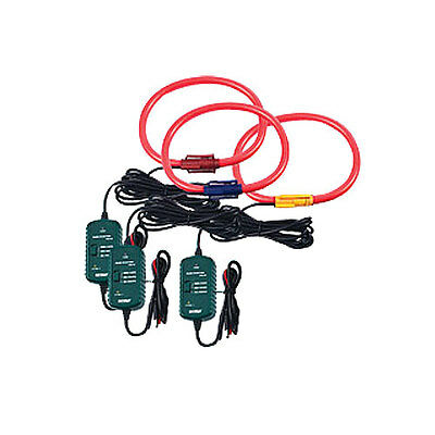 Extech PQ34-30 3000A Current Flexible Clamp Probes