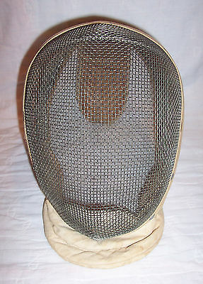 Vintage Wire Mesh Fencing Mask Castello NYC