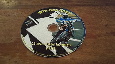 Ipswich Witches V Peterborough Panthers--Speedway Dvd--3Rd May 2010--No Case