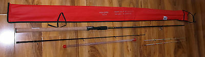 FISHZONE FISHPOOL CARP PICKER FEEDER ROD 9ft FREE DELIVERY
