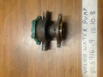 Volvo Penta Aq130 Aq115 B20 B18 Water Circulation Pump 825916 829895