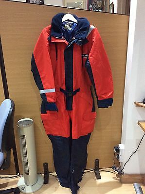 Baltic Waterproof Sailing Suit (Large)  with Hood